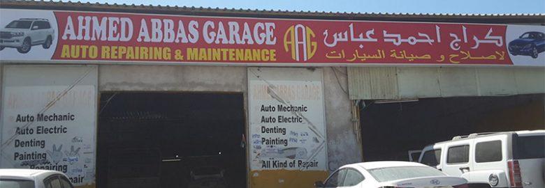 Ahmed Abbas Garage Auto Repairing Est
