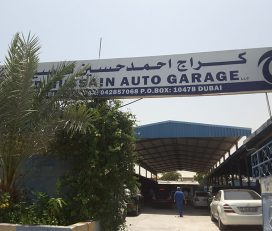 Ahmed Hussain Auto Garage