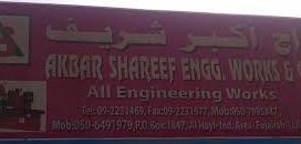 Akbar Sharif Engineering Works & Garage
