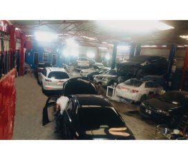 Al Ahli Garage