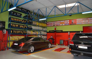 Abu Sayed Garage