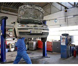 Al Alawi Garage