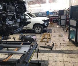 Al Hamra Garage