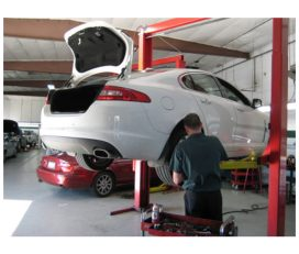 Al Anood Car Repair Garage