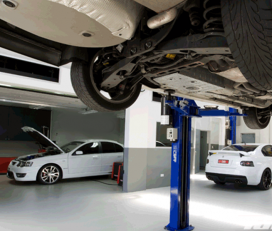 Al Gabiba Garage